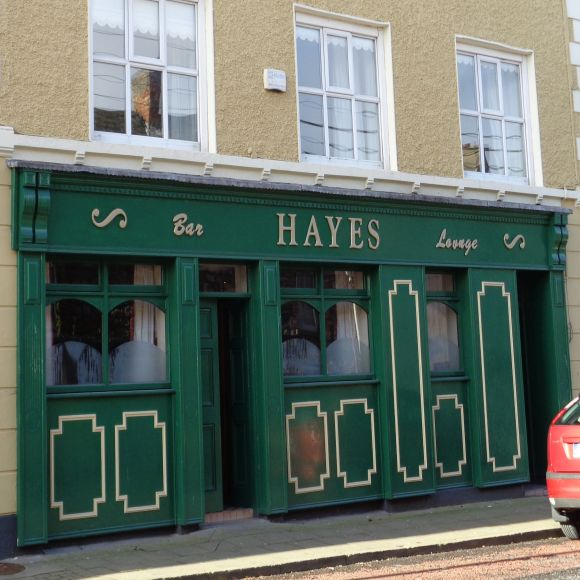 Hayes Bar